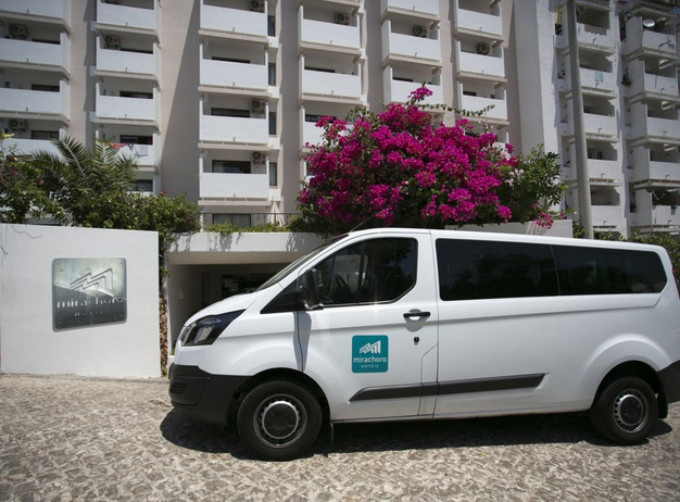 transfers Tourist Apartments Mirachoro I en Albufeira
