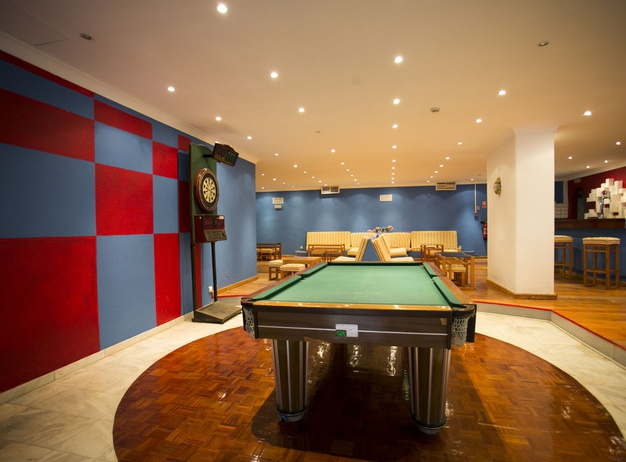 Billiard Tourist Apartments Mirachoro I en Albufeira
