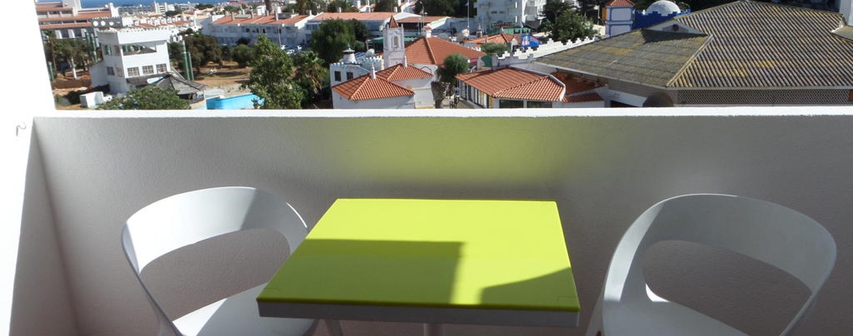 Balcony Tourist Apartments Mirachoro I en Albufeira