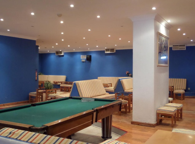 Games room Tourist Apartments Mirachoro I en Albufeira